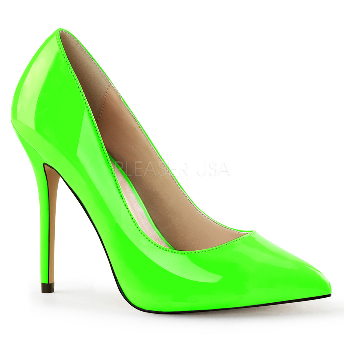 5 Inch Stiletto Heel Pump
