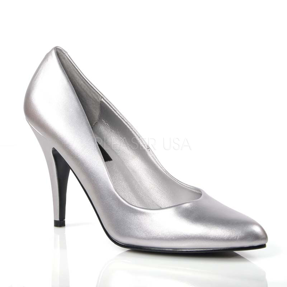 4 Inch Stiletto Heel Pump